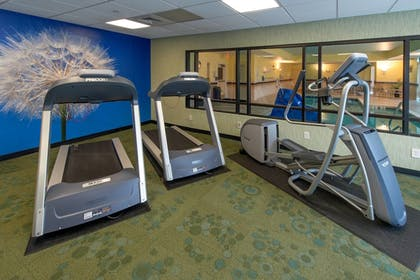 Sports Facility | SpringHill Suites by Marriott Greensboro