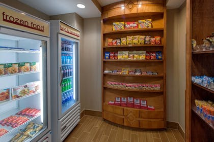 Snack Bar | SpringHill Suites by Marriott Greensboro