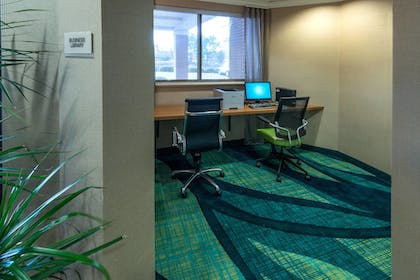 Business Center | SpringHill Suites by Marriott Greensboro