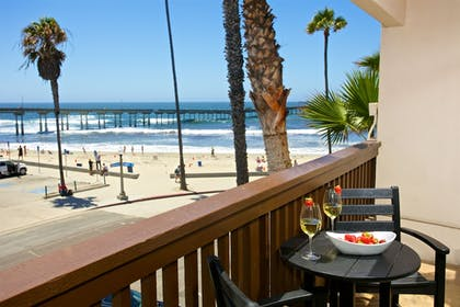 View from Property | Ocean Beach Hotel