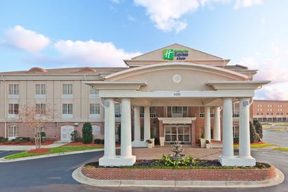 Featured Image | Holiday Inn Express & Suites Vicksburg