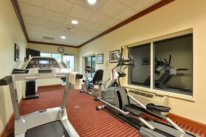 Fitness Facility   Holiday Inn Express Campbellsville