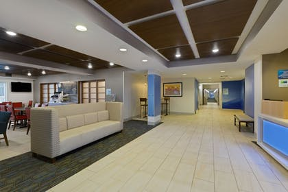 Interior Detail | Holiday Inn Express Hotel & Suites Tavares - Leesburg