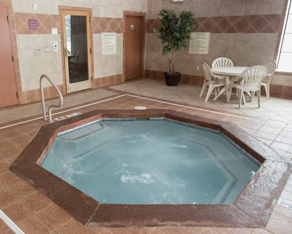 Pool   Comfort Suites South