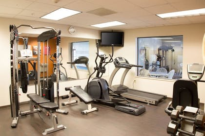 Fitness Facility   Comfort Suites South