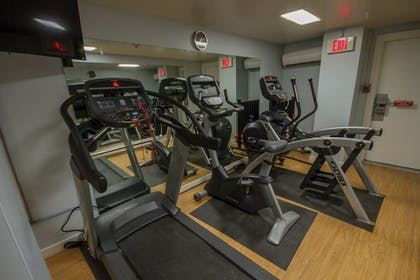 Fitness Facility | Wyndham Newport Onshore