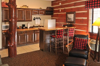In-Room Kitchenette | Stoney Creek Hotel & Conference Center Columbia