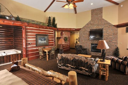 Living Area | Stoney Creek Hotel & Conference Center Columbia