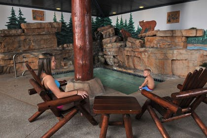 Indoor Spa Tub | Stoney Creek Hotel & Conference Center Columbia