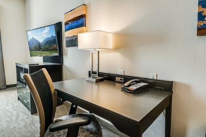 In-Room Amenity | Holiday Inn Longview - North