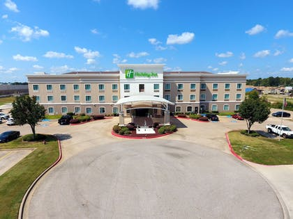 Hotel Front | Holiday Inn Longview - North