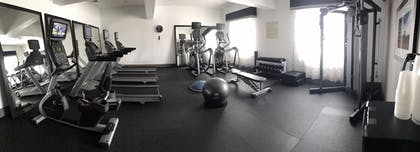 Fitness Facility | Holiday Inn Longview - North