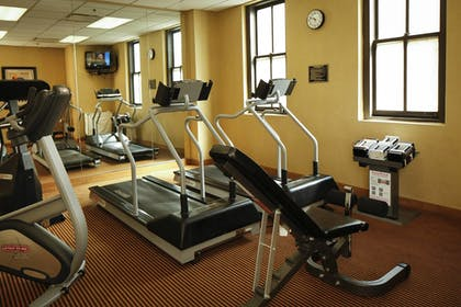 Sports Facility | Residence Inn by Marriott Memphis Downtown