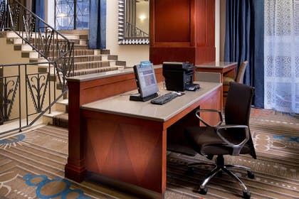 Business Center | Residence Inn by Marriott Memphis Downtown
