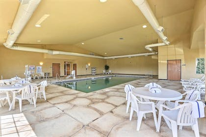 Indoor Pool | Boarders Inn & Suites by Cobblestone Hotels - Shawano