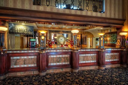 Reception   Salvatore's Garden Place Hotel, an Ascend Hotel Collection