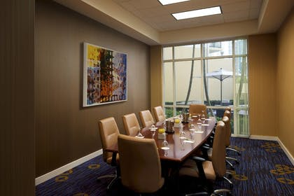 Meeting Facility | Courtyard by Marriott Miami Dadeland