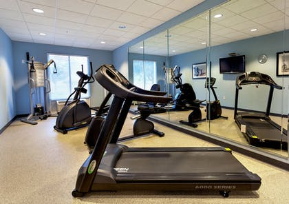 Fitness Facility | Holiday Inn Express Hotel and Suites Arcadia