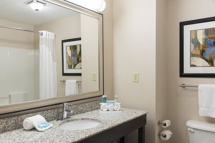 In-Room Amenity | Holiday Inn Express Gas City