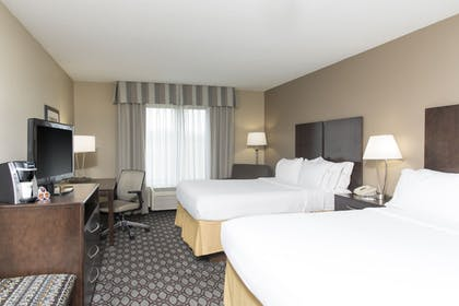 Guestroom | Holiday Inn Express Gas City