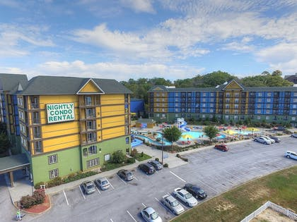 Parking | The Resort at Governor's Crossing