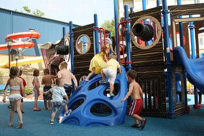 Childrens Play Area - Outdoor | The Resort at Governor's Crossing