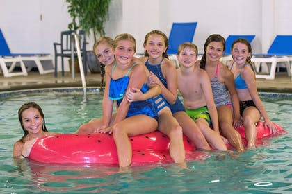 Indoor Pool | The Resort at Governor's Crossing