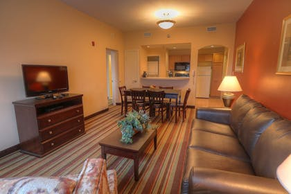 Living Area | The Resort at Governor's Crossing