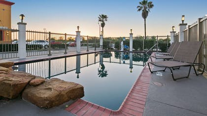 Pool | Best Western Dayton Inn & Suites