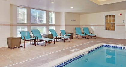 Indoor Pool | Residence Inn by Marriott Princeton at Carnegie Center