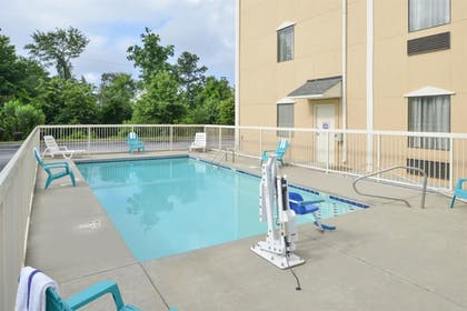 Outdoor Pool | Baymont by Wyndham Grovetown Augusta