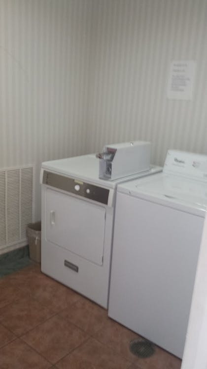 Laundry Room | Baymont by Wyndham Grovetown Augusta