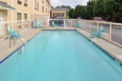 Pool | Baymont by Wyndham Grovetown Augusta