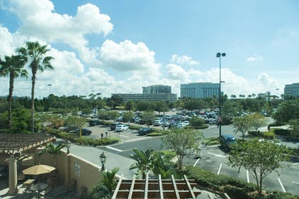 Guestroom View | Renaissance Tampa International Plaza Hotel