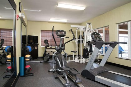 Fitness Facility | Holiday Inn Express Hotel & Suites Danville