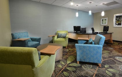 Lobby | Holiday Inn Express Hotel & Suites High Point South