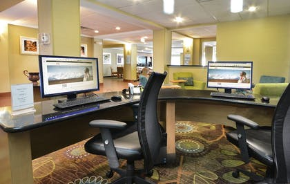 Business Center | Holiday Inn Express Hotel & Suites High Point South