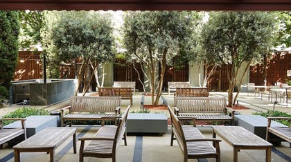 Outdoor Dining | Four Points by Sheraton San Jose Downtown