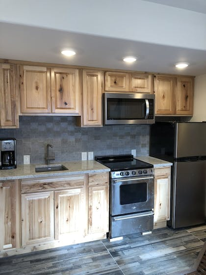 Shared Kitchen Facilities | Nordic Lodge Of Steamboat
