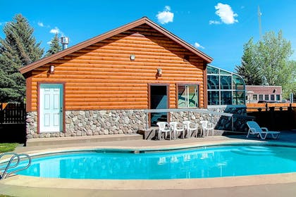 Outdoor Pool | Nordic Lodge Of Steamboat