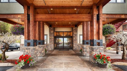 Hotel Front | Best Western Plus Flathead Lake Inn And Suites