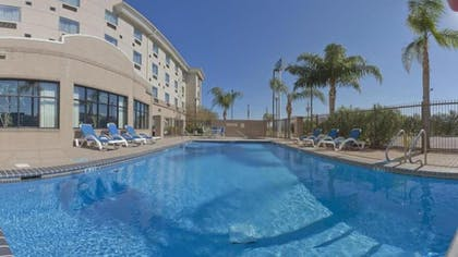 Outdoor Pool | Holiday Inn Express Hotel & Suites Pharr