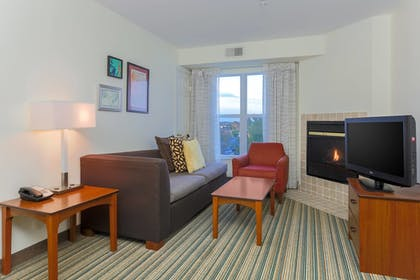 | Suite, 2 Bedrooms, Fireplace | Residence Inn Potomac Mills