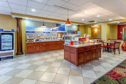 Breakfast buffet | Holiday Inn Express Hotel & Suites Bowling Green