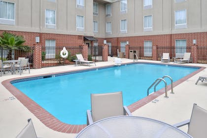 Pool | Holiday Inn Express Hotel & Suites Lafayette