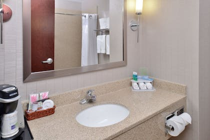 In-Room Amenity | Holiday Inn Express Hotel & Suites Lafayette