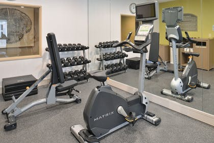 Fitness Facility | Holiday Inn Express Hotel & Suites Lafayette