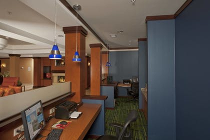 Business Center | Fairfield Inn & Suites by Marriott Brunswick Freeport
