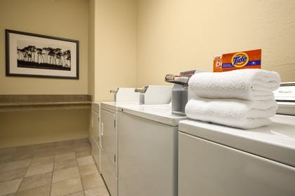 Laundry Room | Country Inn & Suites by Radisson, St. Augustine Downtown Historic Dist