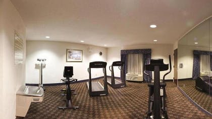 Fitness Facility | Holiday Inn Express Hotel & Suites Chesapeake